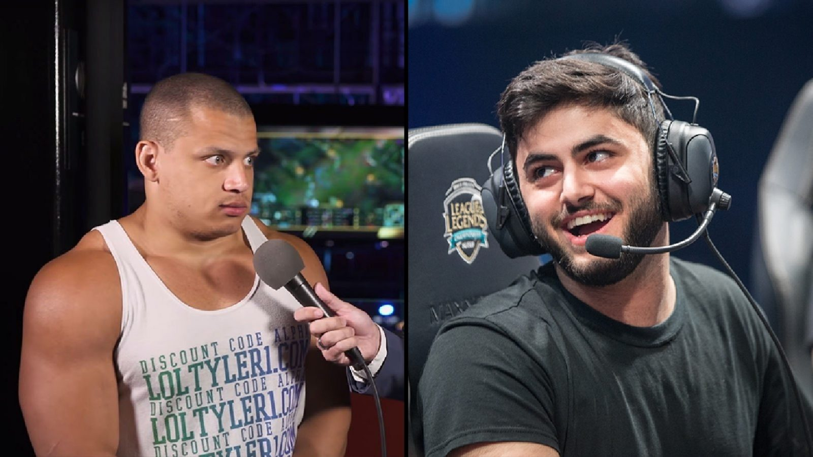 'Tyler1' and 'Yassuo' comes to blows during LoL Twitch interview