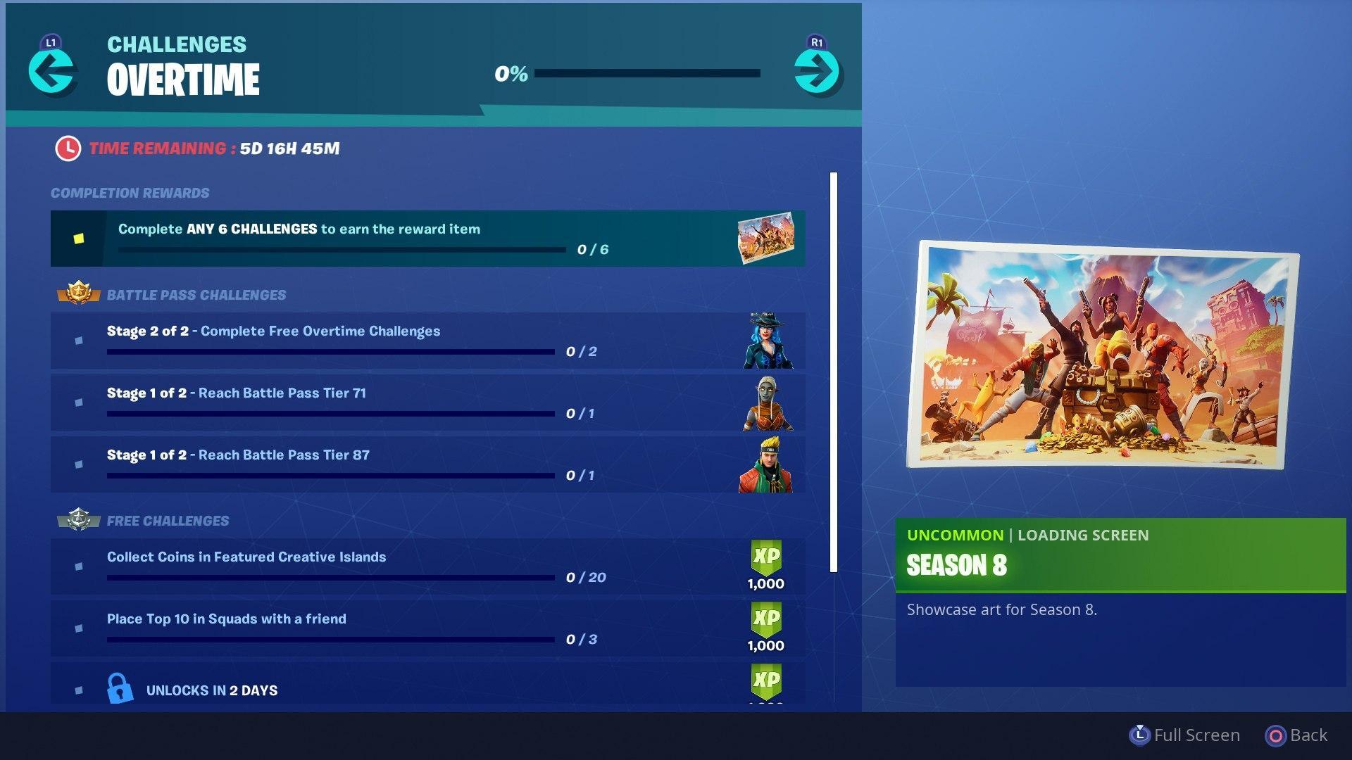 FORTNITE: Week 6 challenges and rewards leaked