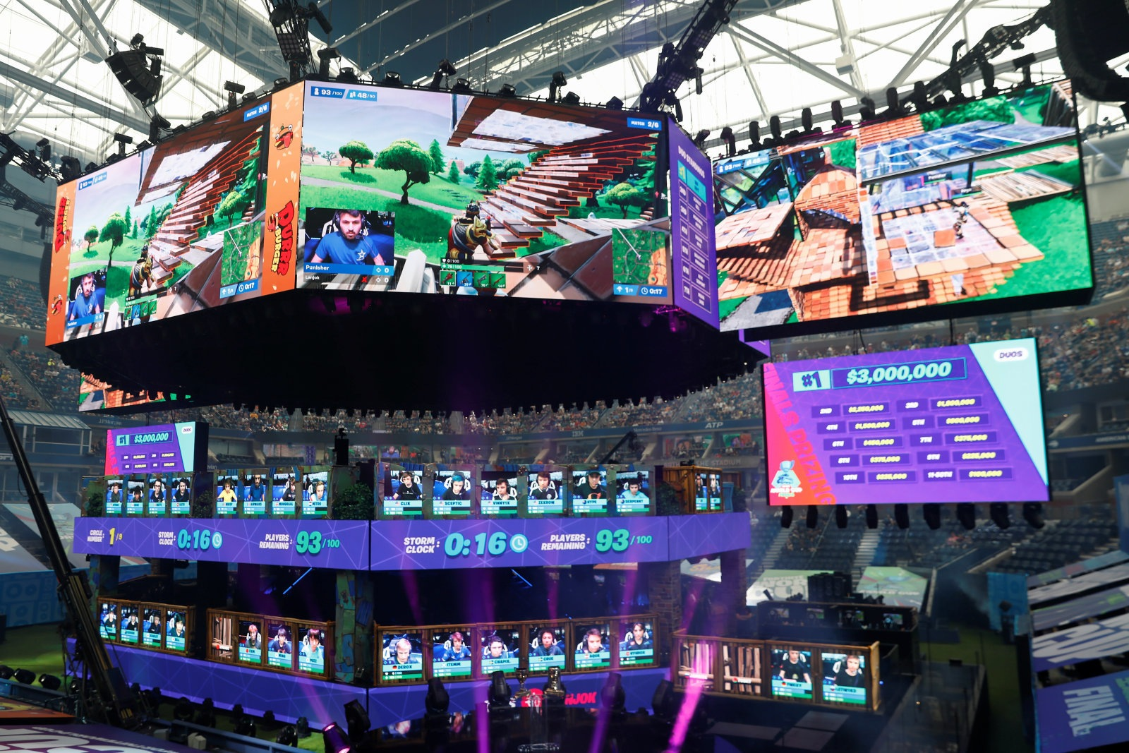 Fortnite conquers 2019 with $1.8 billion earned