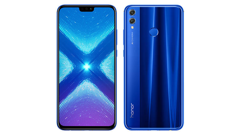 Honor 8x for PUBG