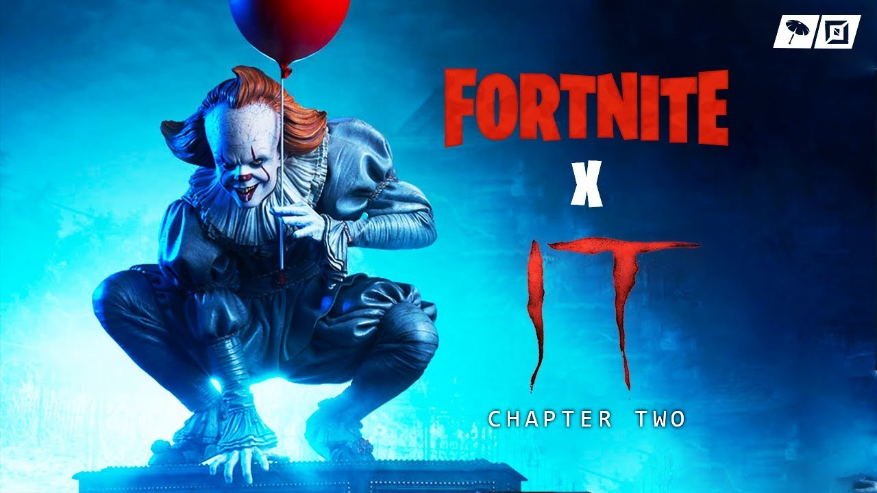 Fortnite may have accidentally leaked the Fortnite x IT Chapter 2
