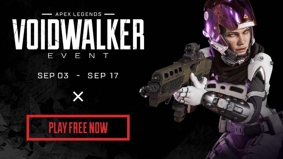 Here's all we understand about Voidwalker, the next big event for Apex Legends