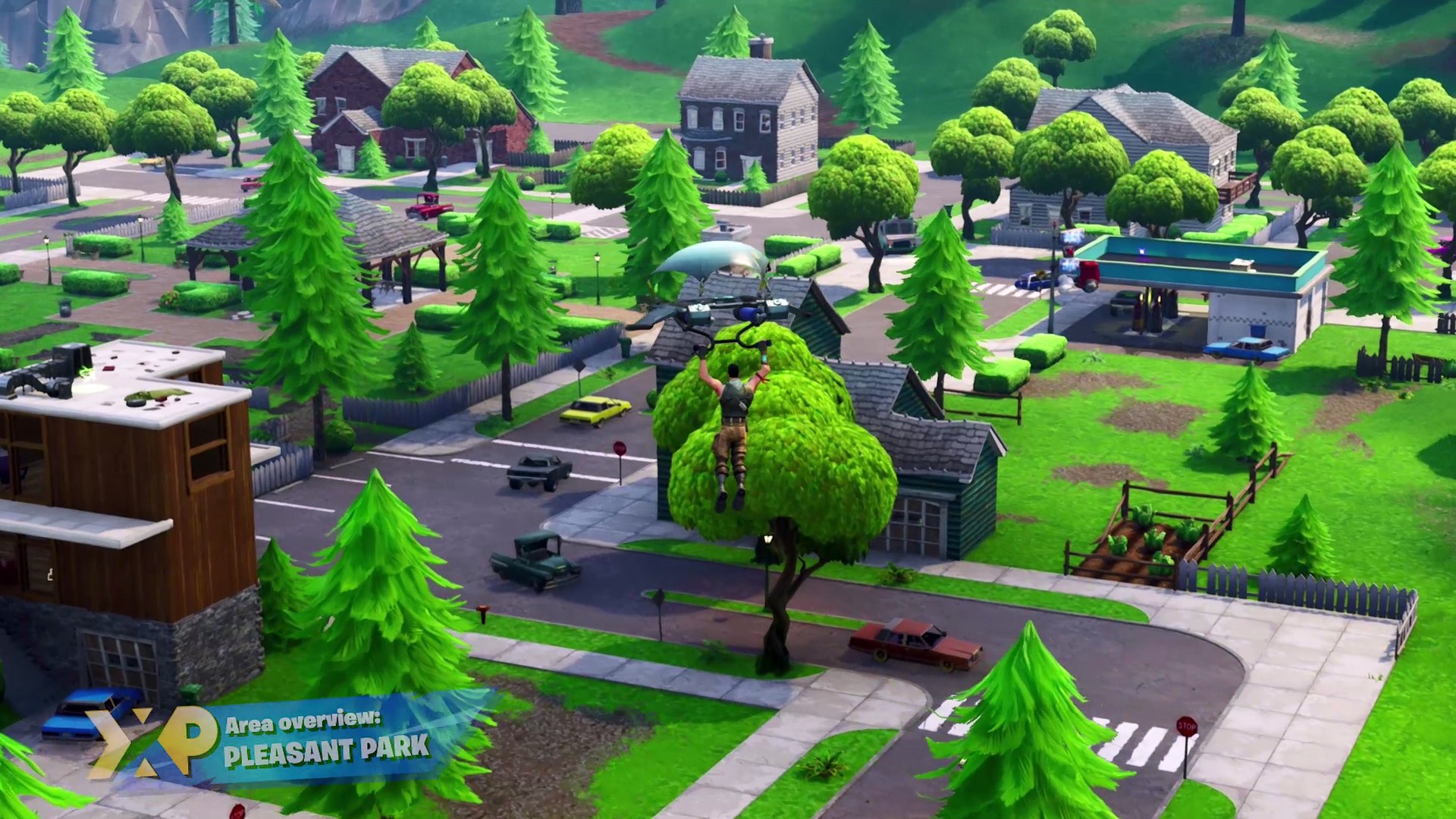 Here's the top 5 best places to land in Fortnite season 10