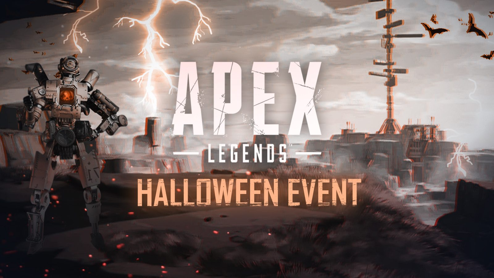 Fight or Fright Apex Legends event highlights creepy clown and Kings Canyon