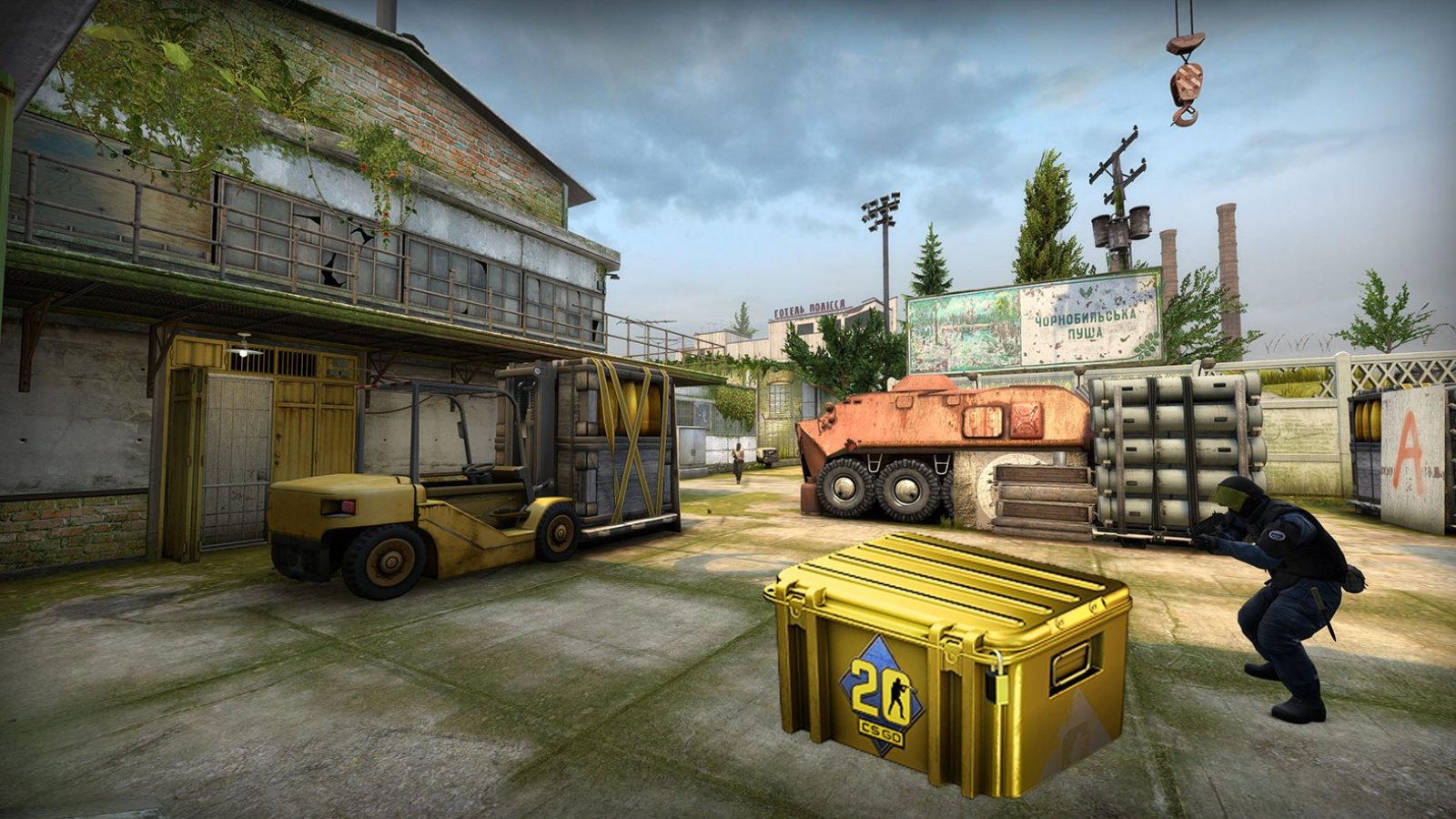 Fans disappointed with CS:GO's 20th anniversary