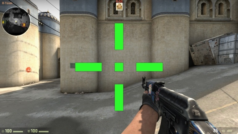 Latest CS:GO update patch notes: crosshair change