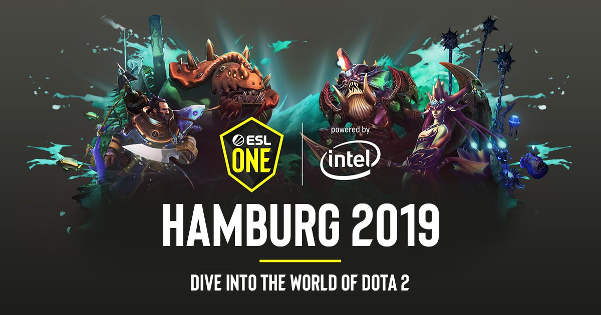 ESL One Hamburg 2019 team lineup announced
