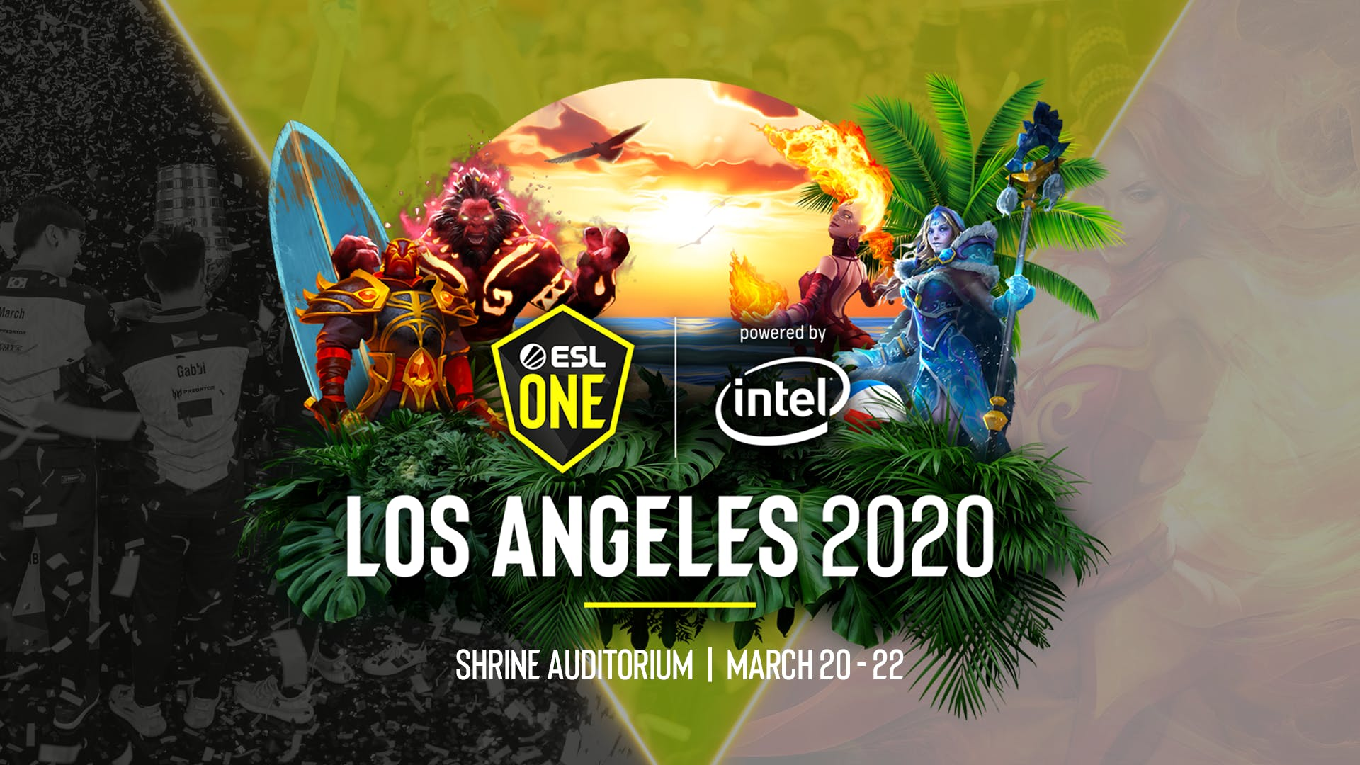 ESL One Los Angeles detailed revealed