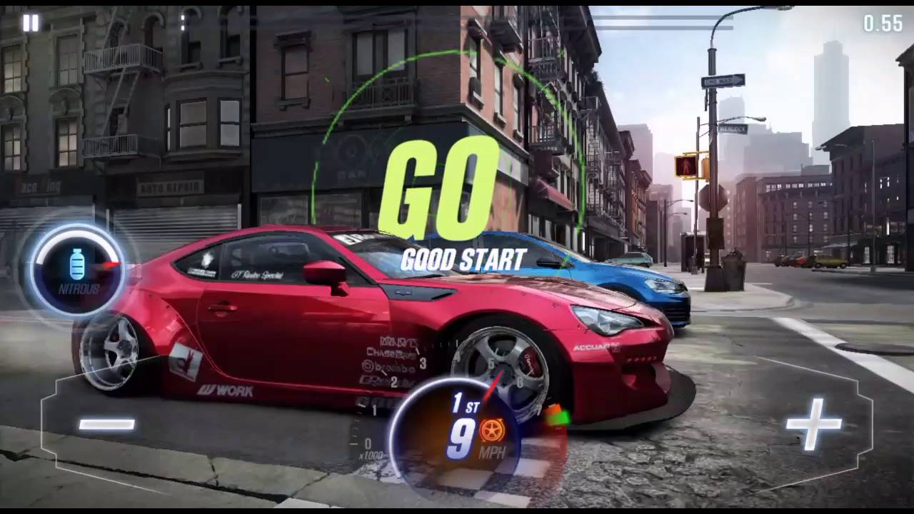 Driving racers may be identified by their mobile game skills