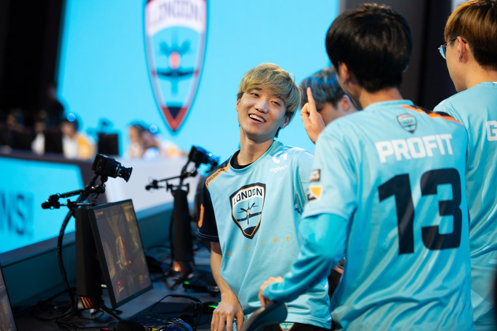 Overwatch League Roster 2020 for London Spitfire revealed