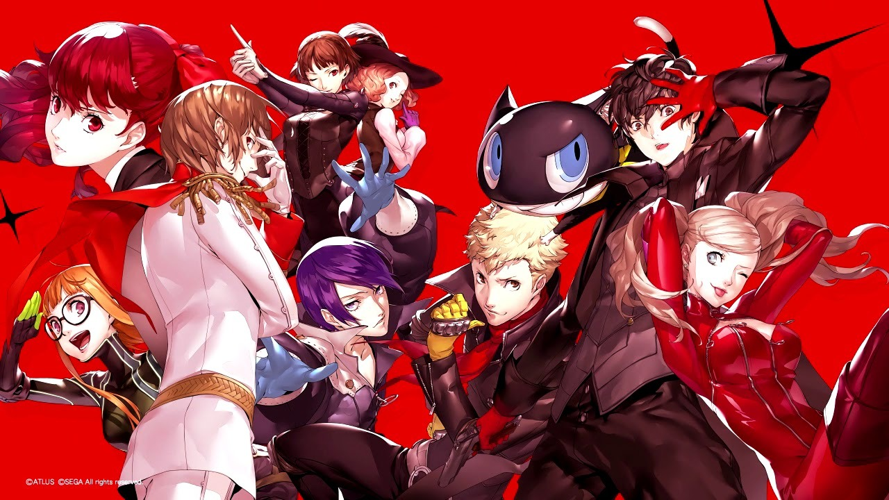 Persona 5 Royal released early amid COVID-19 scare