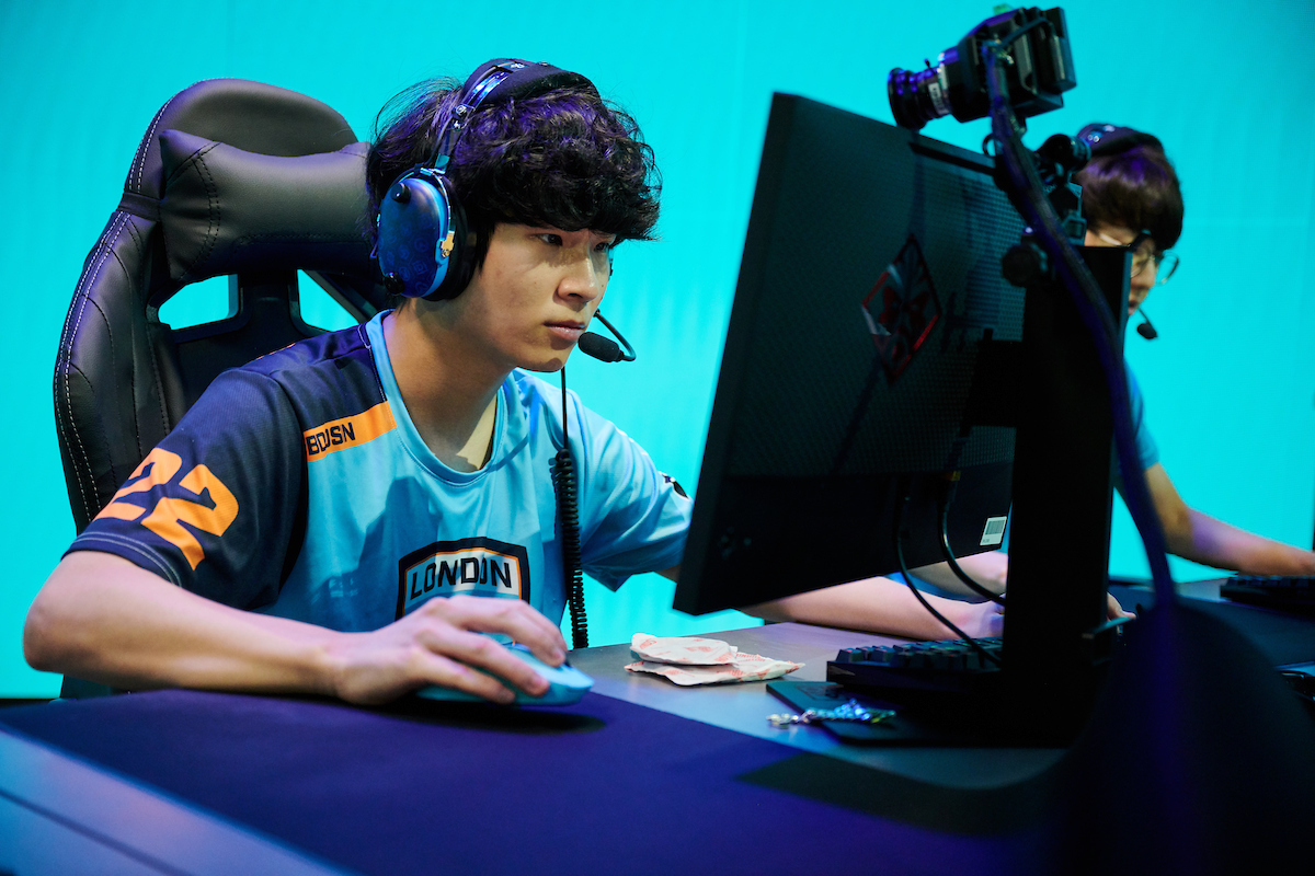 Bdosin signed to Seoul Dynasty for Overwatch League 2020 season