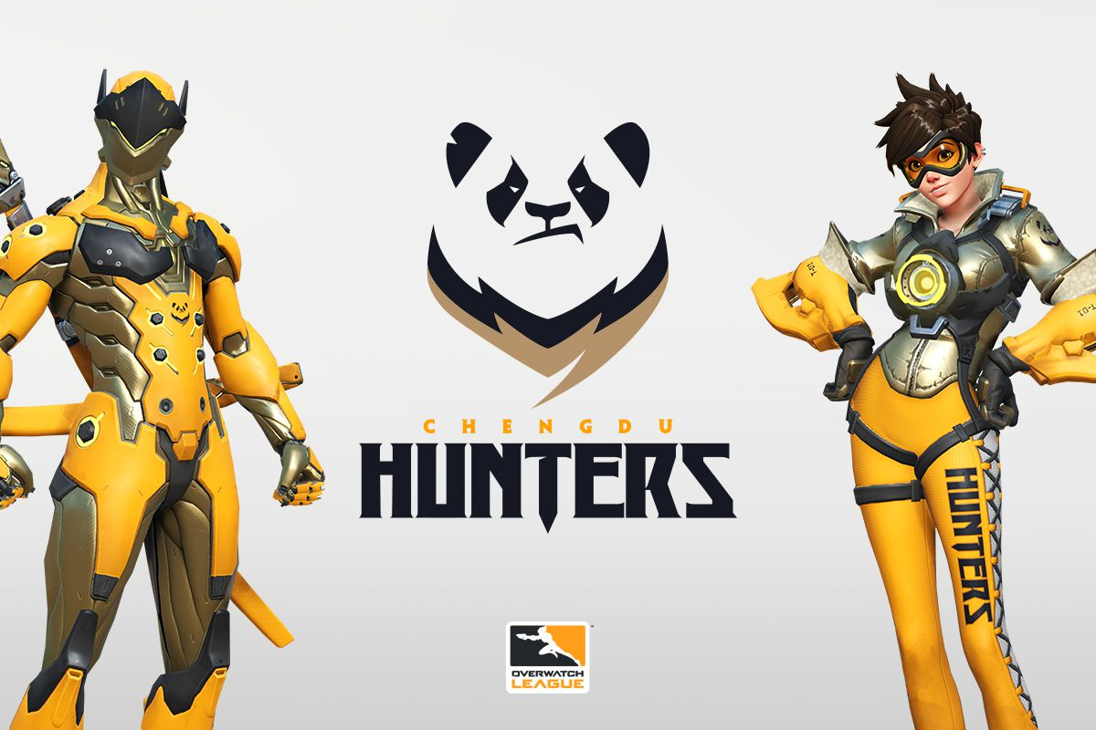 Overwatch League's Chengdu Hunters 2020 Roster 'Leaked'