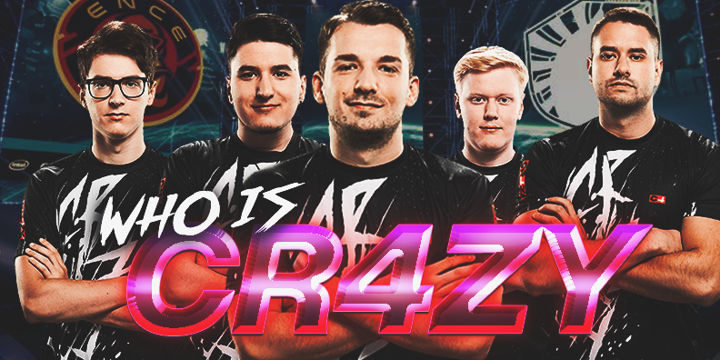 CS:GO Roster for CR4ZY sold to 'North America organisation'