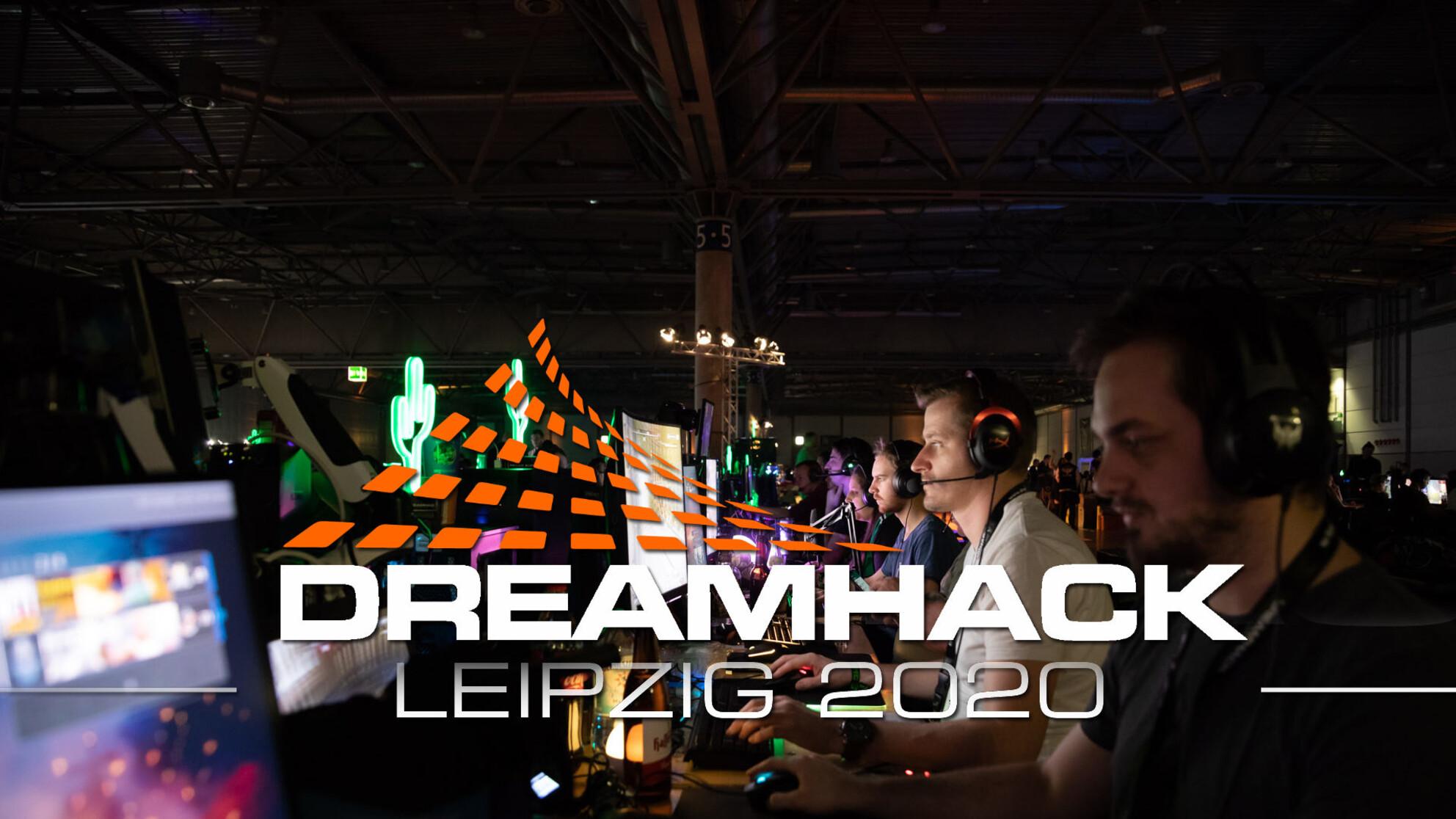 DreamHack Open Leipzig 2020 Teams Revealed