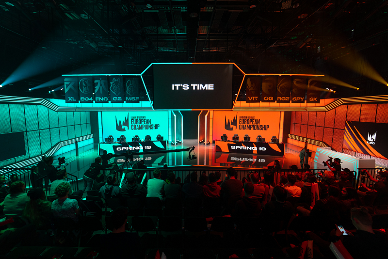 LEC Spring 2020 to returns to Europe this week