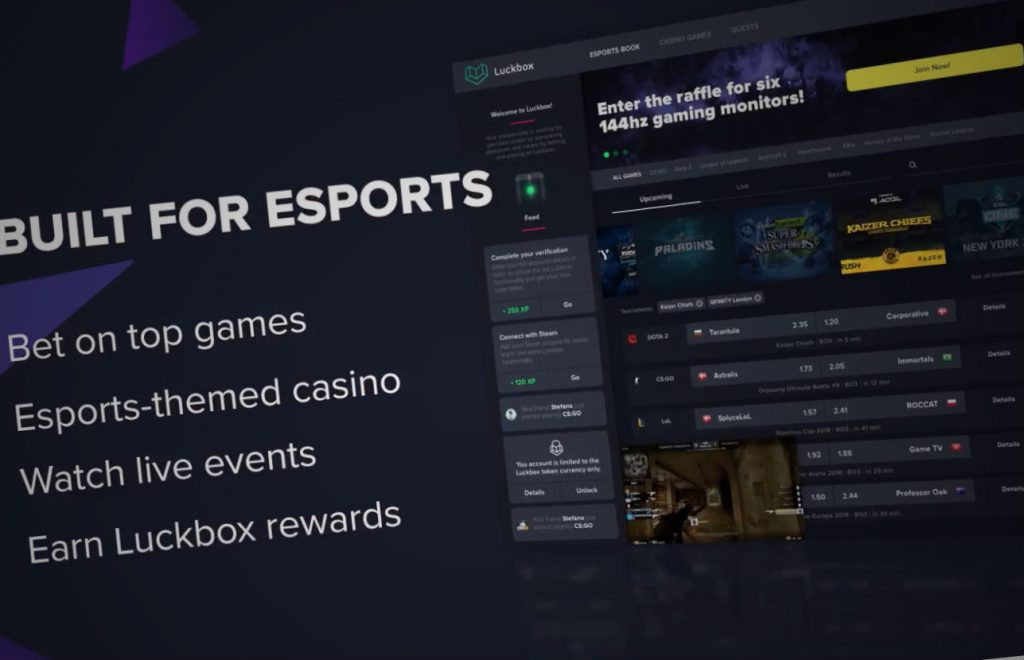 Luckbox CEO says Esports is stronger than Coronavirus