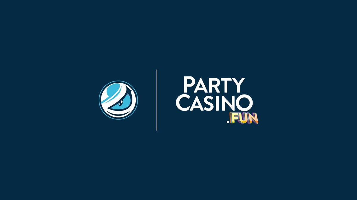 PartyCasino.fun sponsors Luminosity Gaming