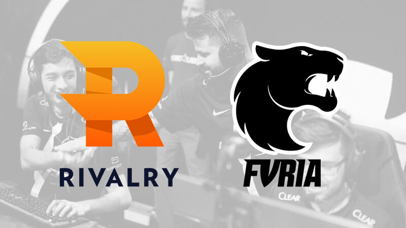 Rivalry and FURIA confirm new partnership
