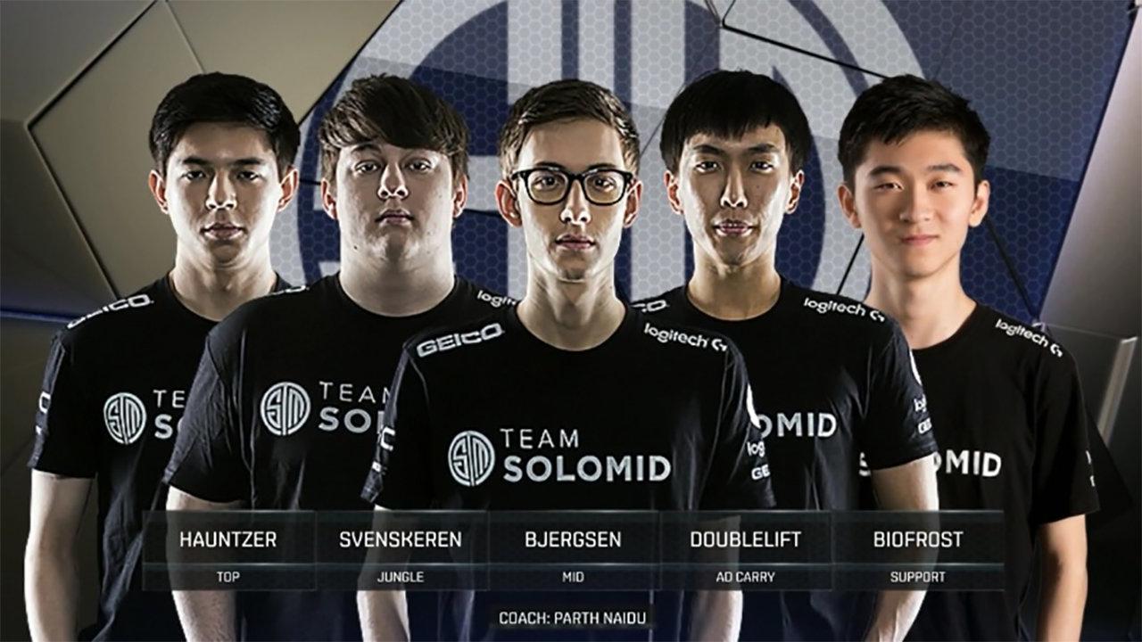 Team Solomid CSGO Roster