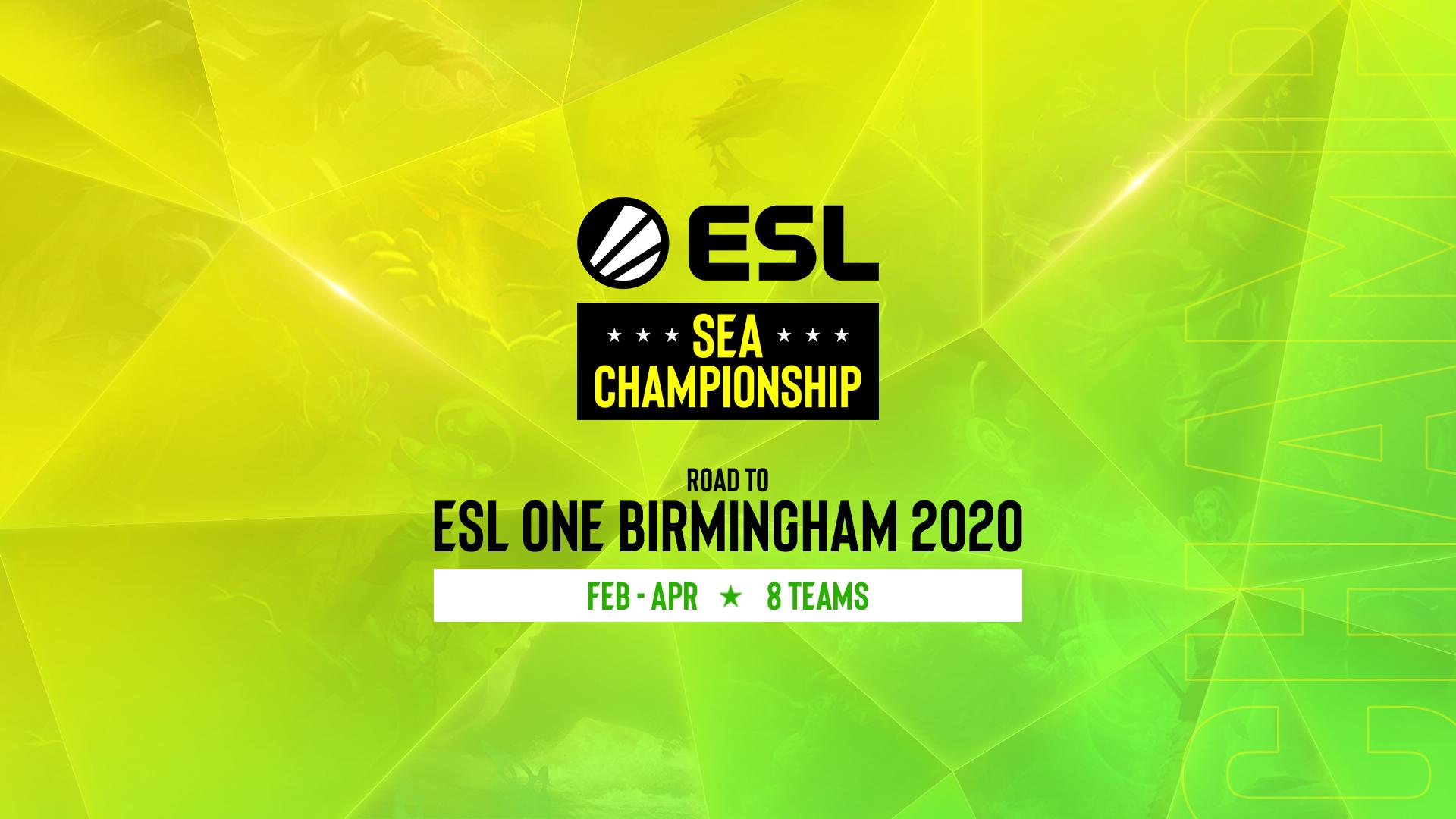 ESL announces new Dota 2 Asia Championship