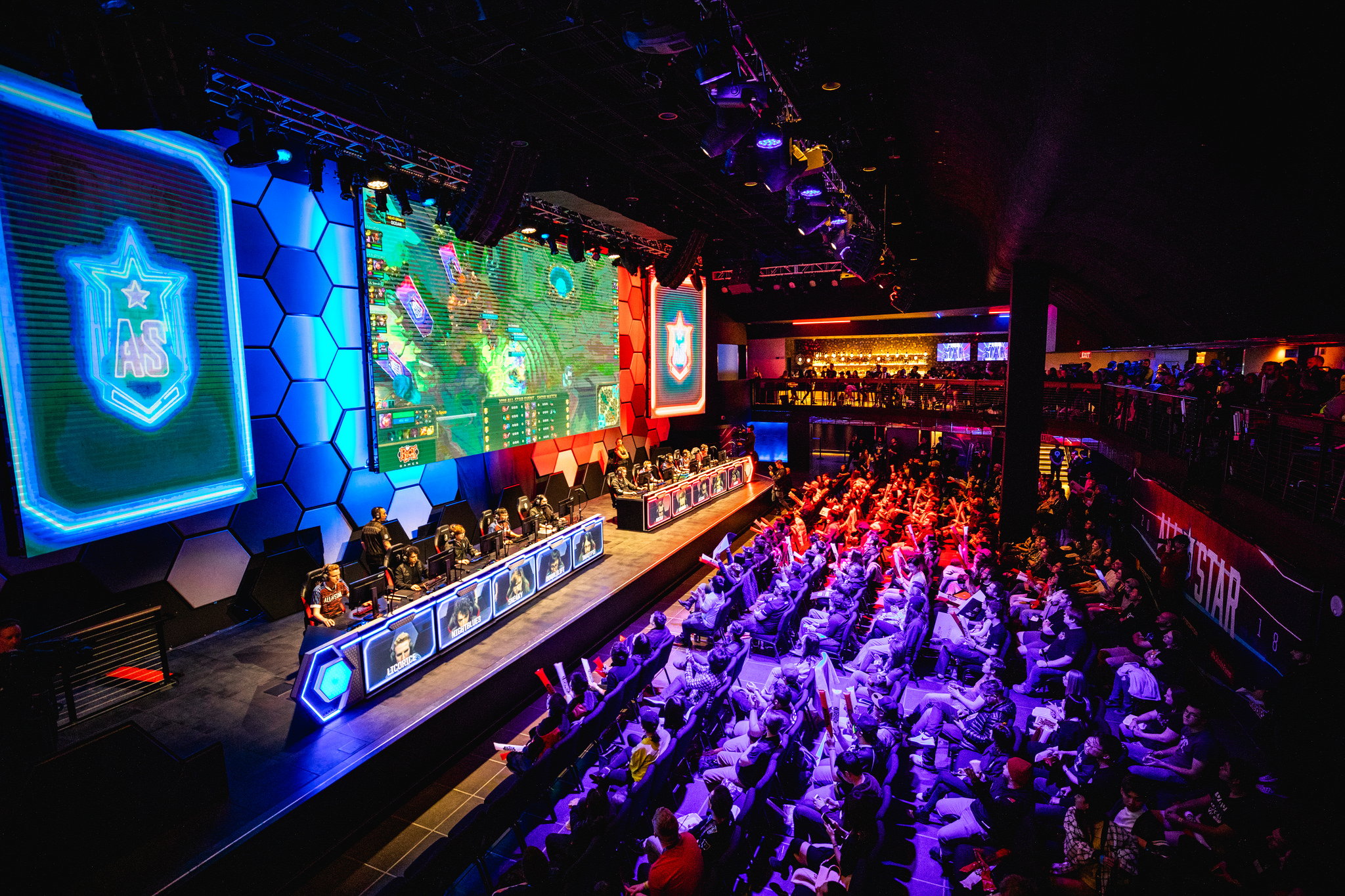 Global schedule for esports league starts strong
