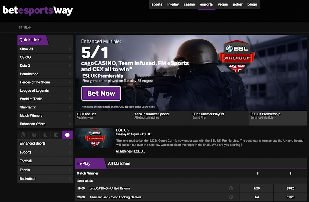G2 Esports and Betway announce 'next level' partnership agreement