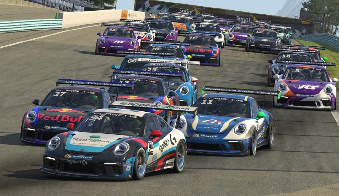 Porsche Esports Supercup sponsored by TAG Heuer