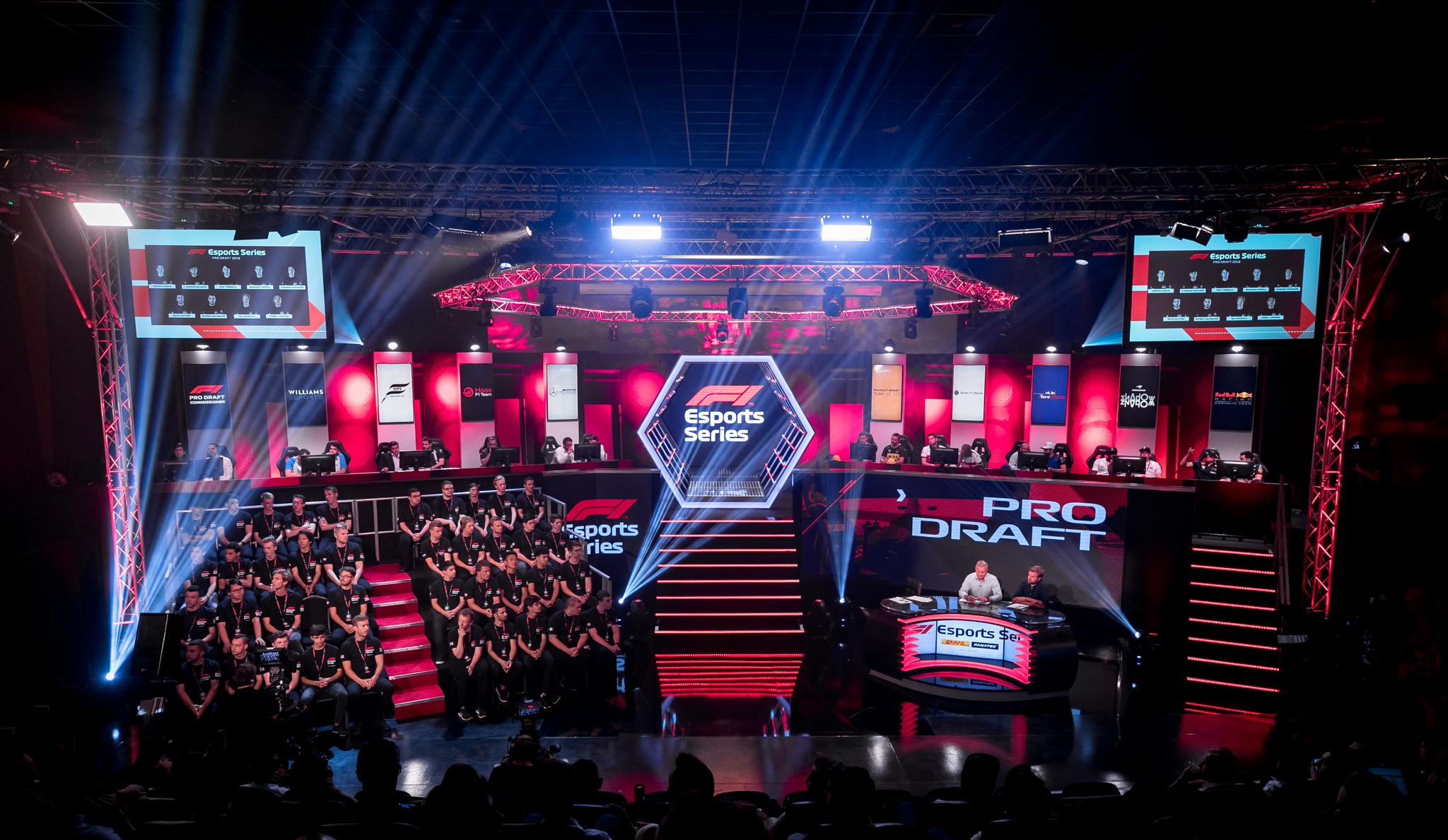Esports gets attention of F1 drivers and sports athletes