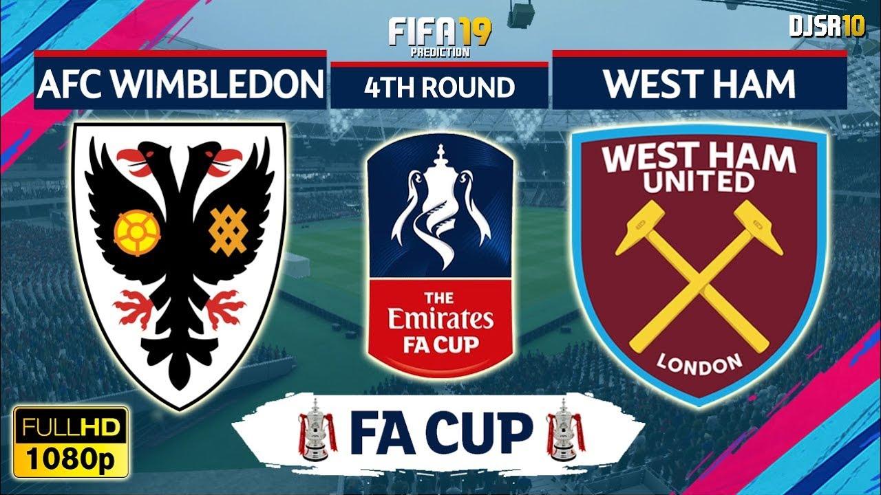Watch West Ham vs AFC Wimbledon Esports Match