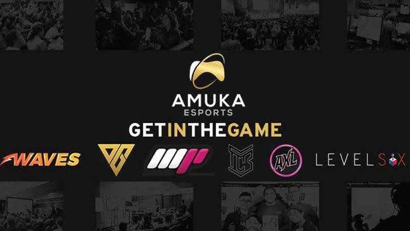 Incendium Gaming aquired by Amuka Esports