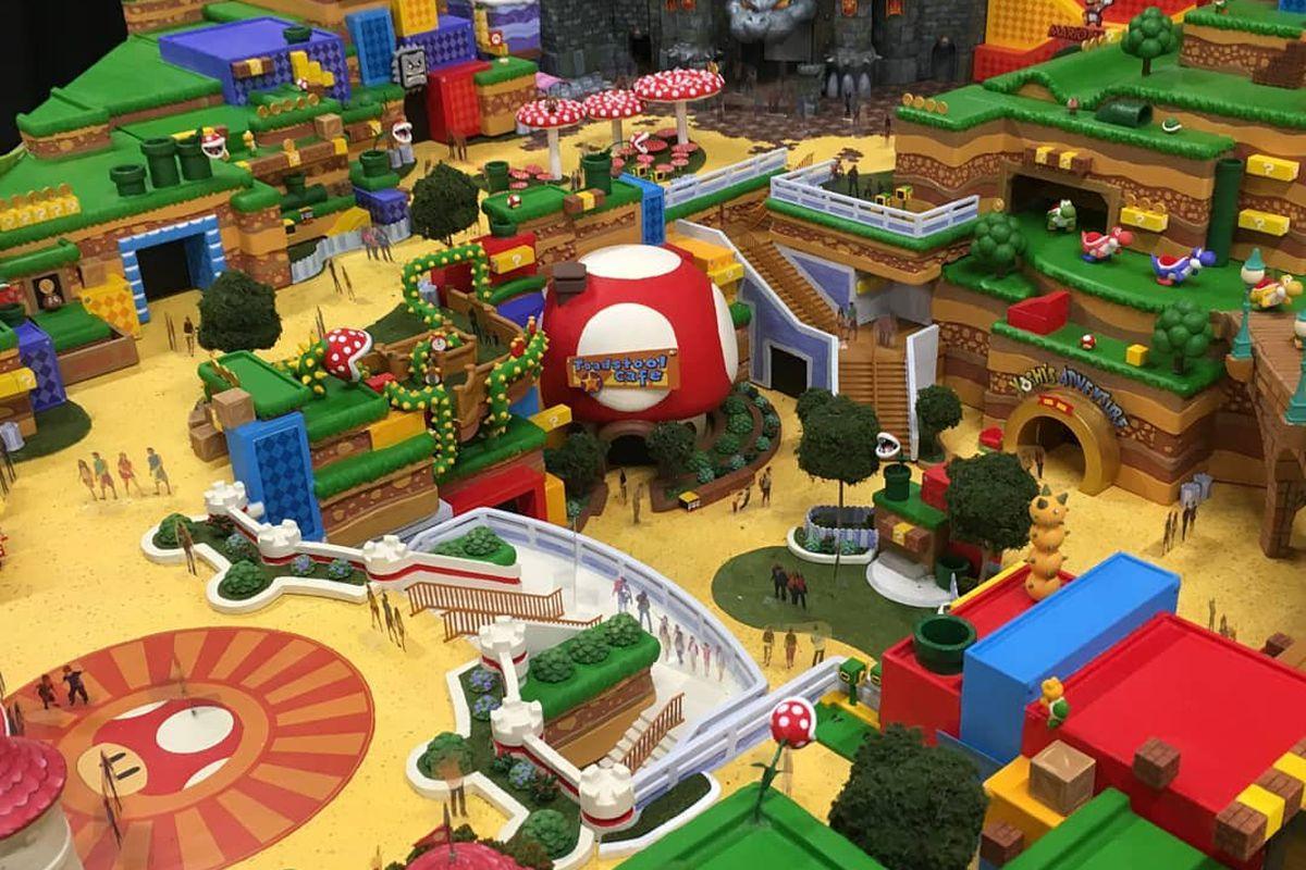 Super Nintendo World Theme Park May be Delayed due to Coronavirus