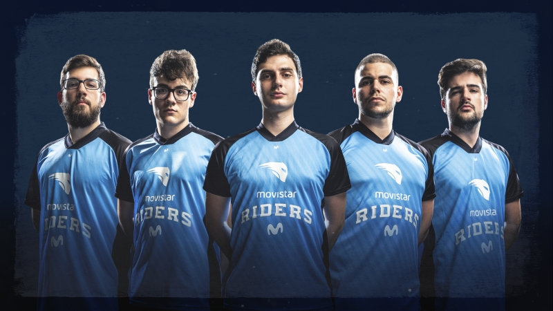HP OMEN and Movistar Riders further partnership