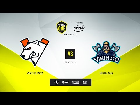 Virtus Pro vs ViKin.GG Live Stream Video & Betting odds