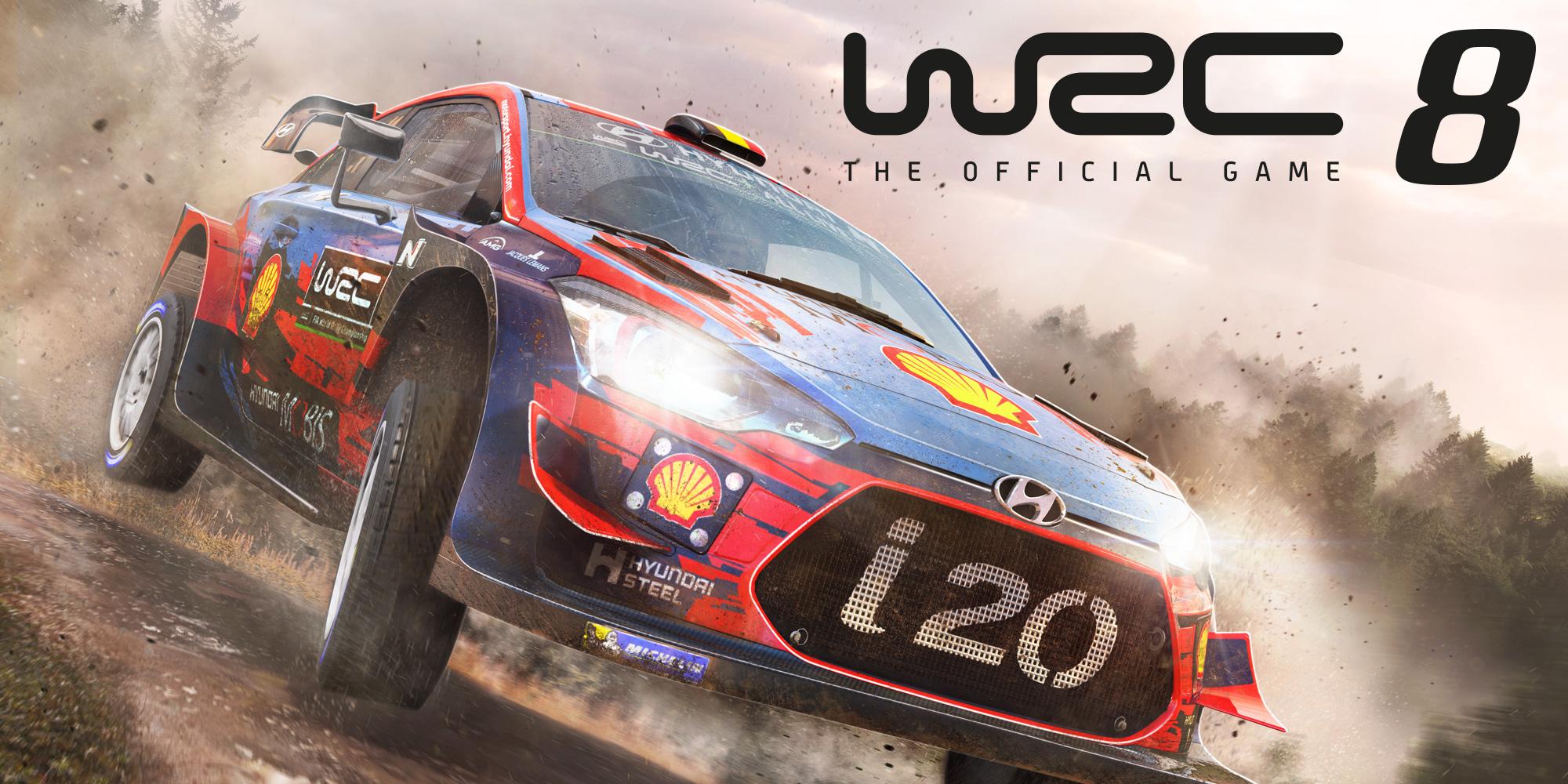 Fanatec and World Rally Championships (WRC) enters multi-year partnership