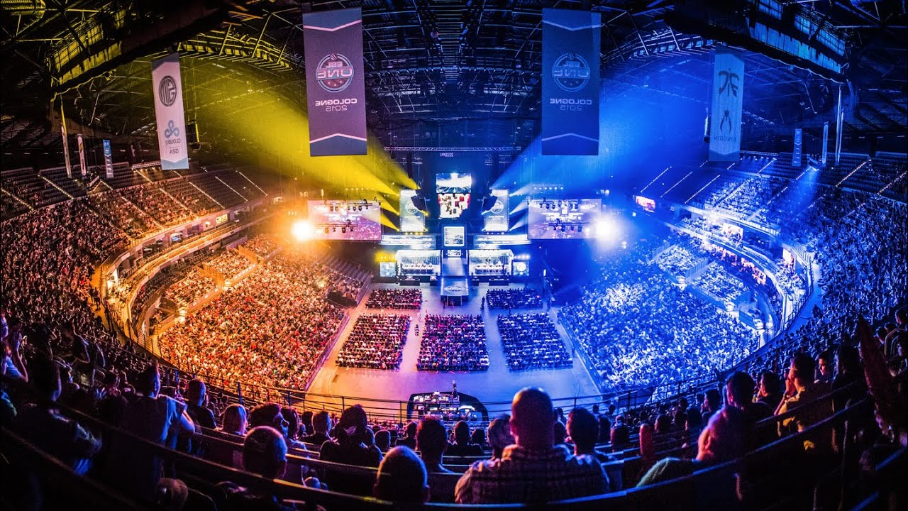 CSGO has a million active players, is CSGO the best esports for tournaments?