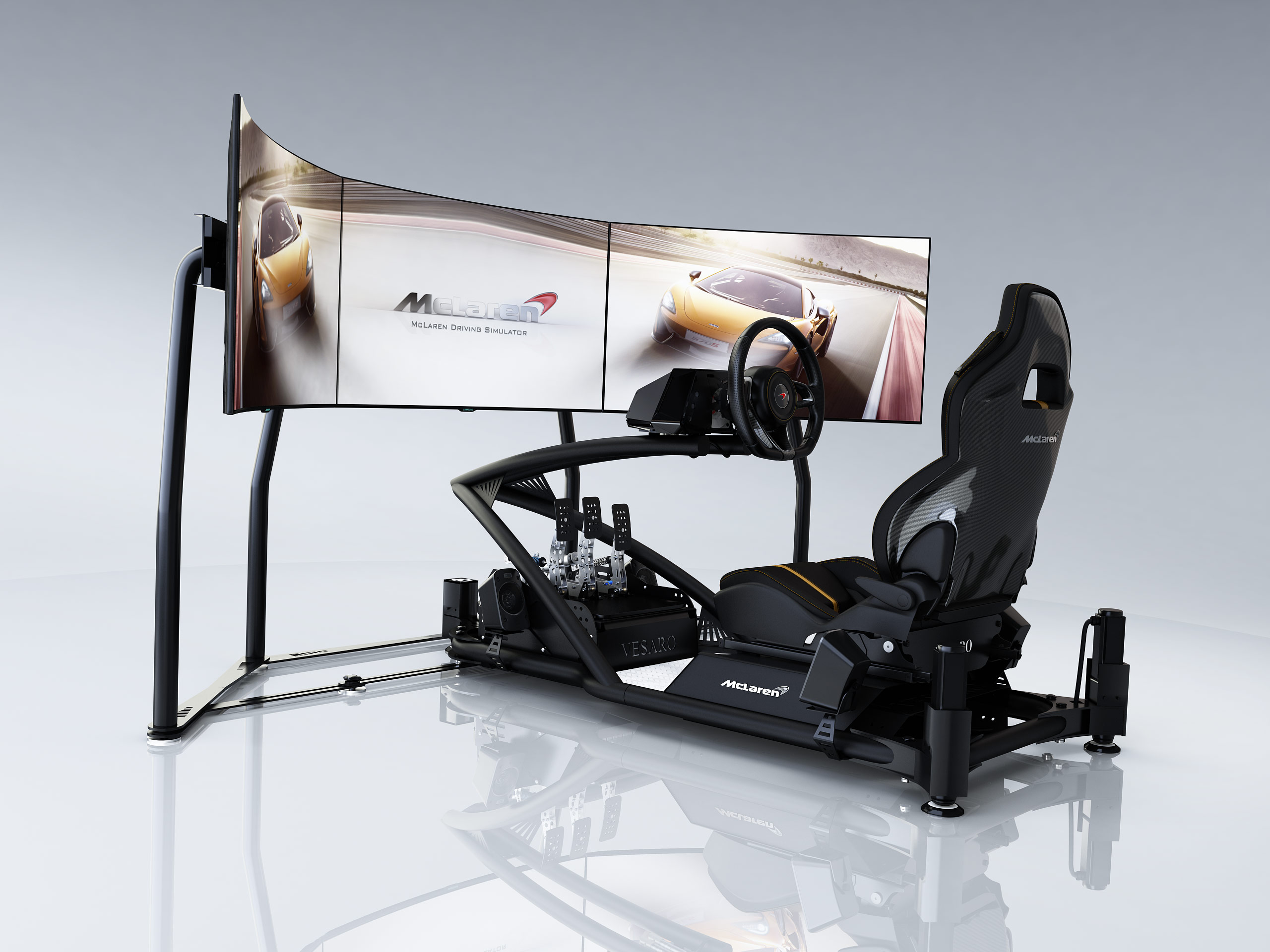 McLaren Racing furthers global esports programme, with Veloce Esports
