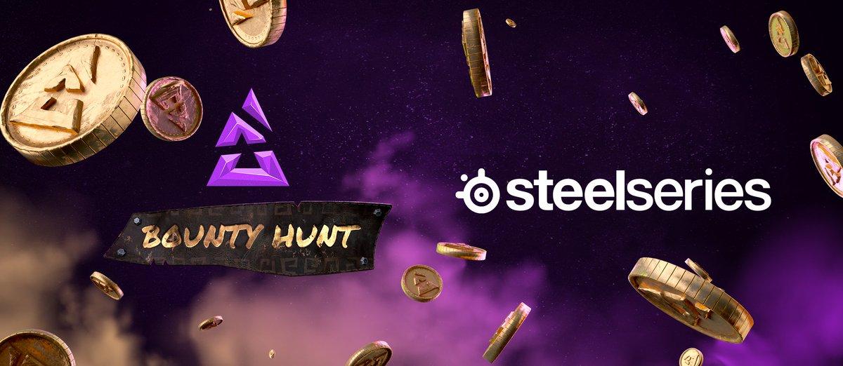 Steel Series to Sponsor Bounty Hunt Feature on Blast Premier Series