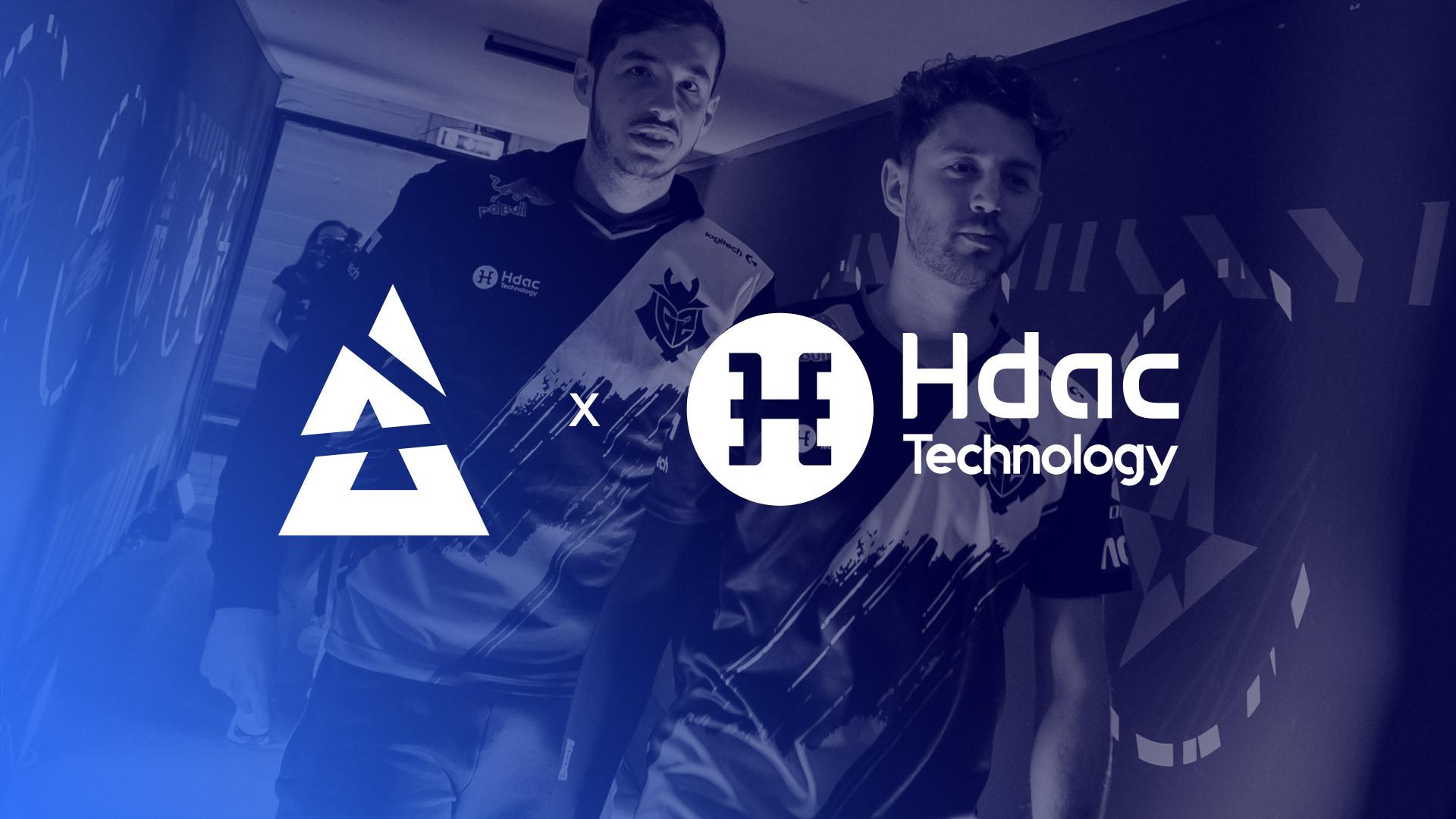 BLAST Premier announces partnership with BlockChain Company Hdac