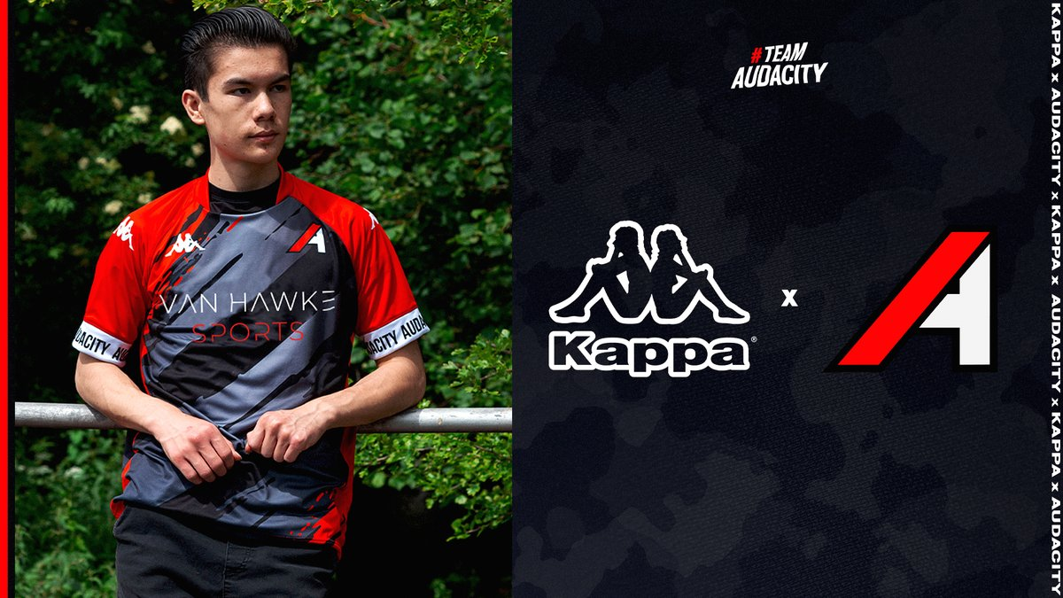 London Esports showcases Kappa kit