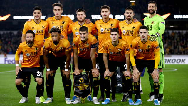 Wolves has become the first team in the Premier League to play in the Rocket Championship.