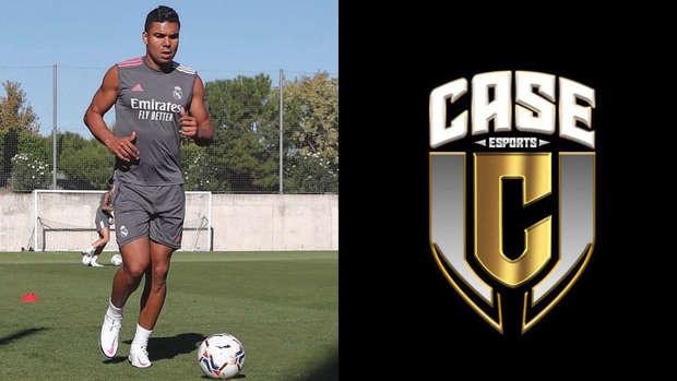 Casemiro Launches CS:GO Team as Soccer's Links to eSports Grow