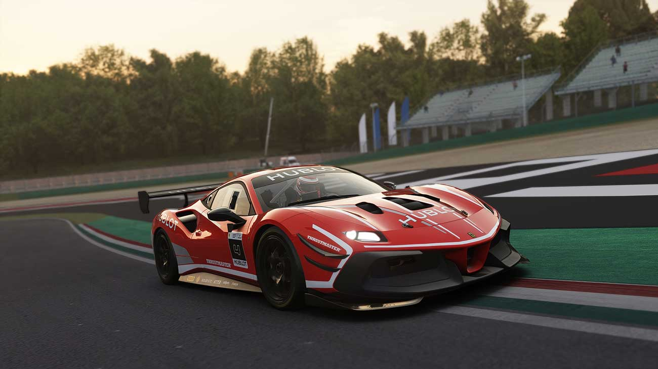 Ferrari's Hublot Esports Series gears up for finale