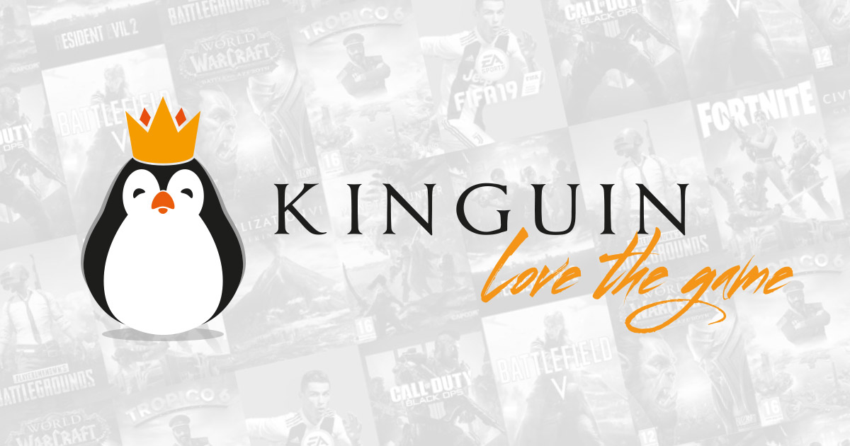Kinguin and Ultimate Gamer announces multi-year parntership