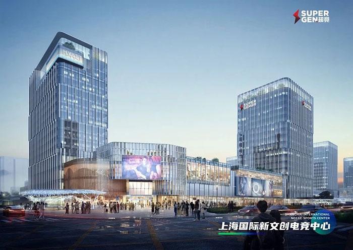 Chinese investors announce $900m Esports stadium