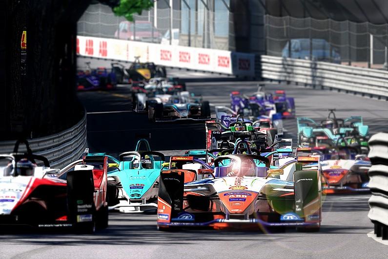 New esports series announced by Formula E