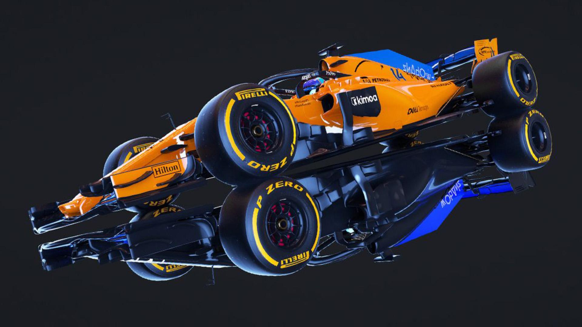 McLaren Racing & Garena announce new collaboration