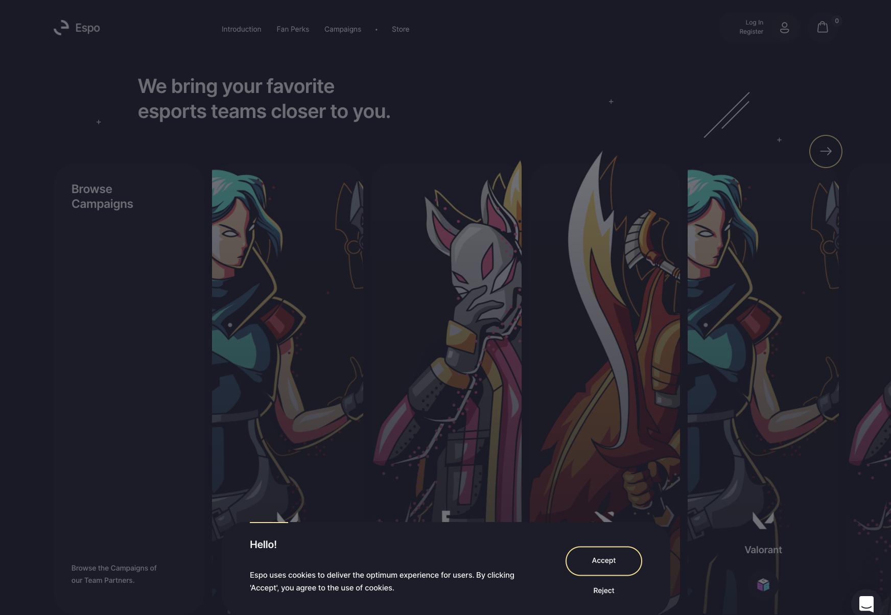 Espo.io launches 'fan engagement' platform