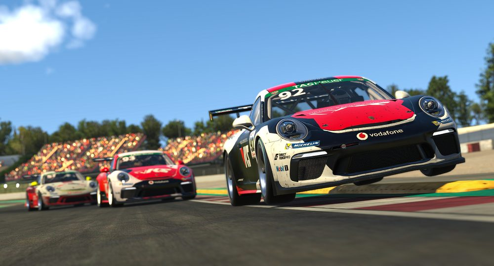 Joshua Rogers at the top of the leaderboard after Imola win