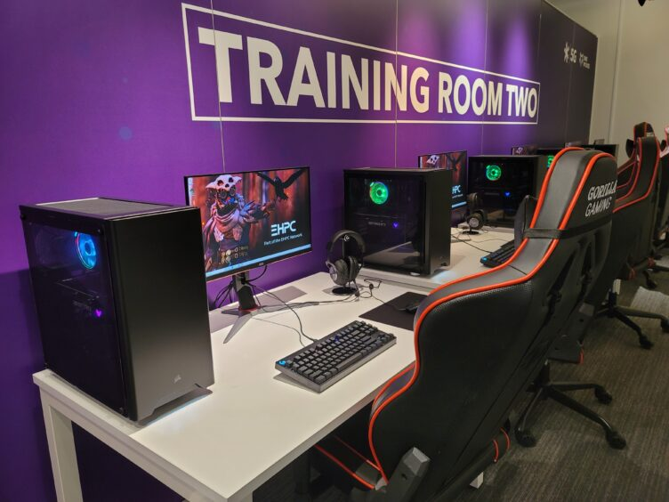 New Esports Center With Logitech G, Spark & Eden Park Launched